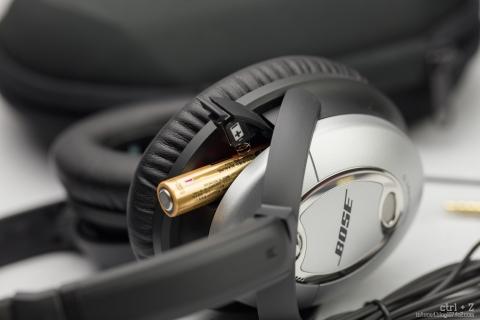 Bose QuietComfort 15 電池