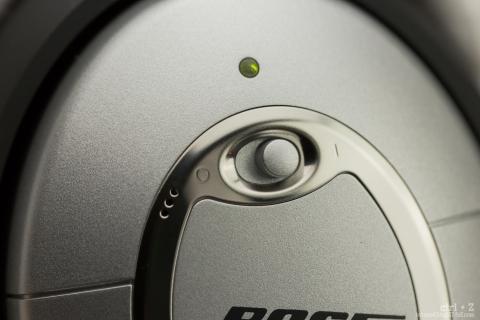 Bose QuietComfort 15 スイッチ