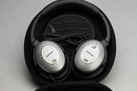 Bose QuietComfort 15 ケース