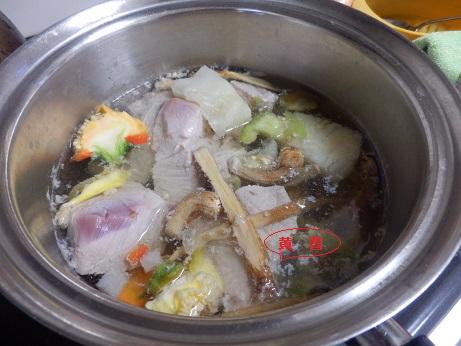 黄耆入り野菜ブロス1