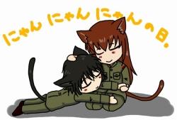 s-兵不二ネコの日