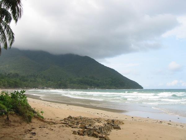 パラワン海岸