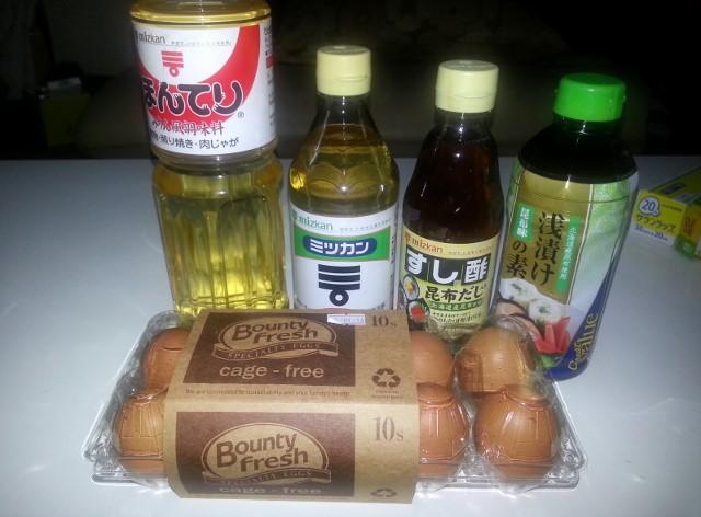 日本調味料