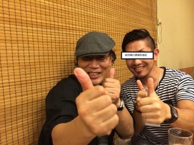 吉田類さんと