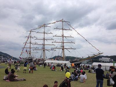 帆船まつり2014その1