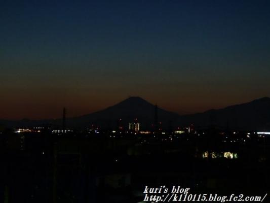 おぼろ富士