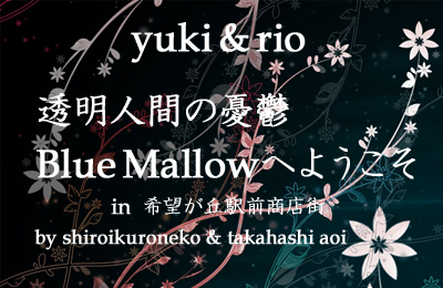 黒猫&葵2
