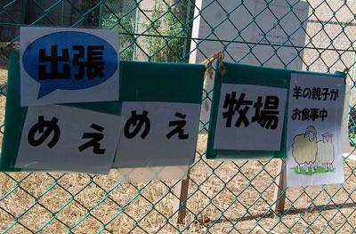 14.7.23めえめ牧場
