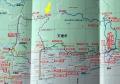 桃尾の滝地図