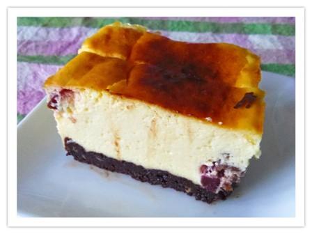 チーズケーキ*