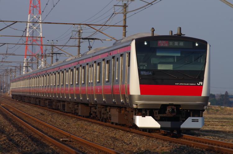 2014年02月25日 ケヨ34 通勤快速 008