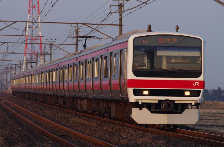 2014年02月25日 ケヨ34 通勤快速 004