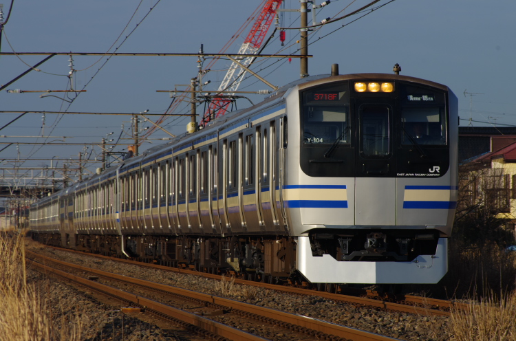 2014年03月04日 京葉線 019