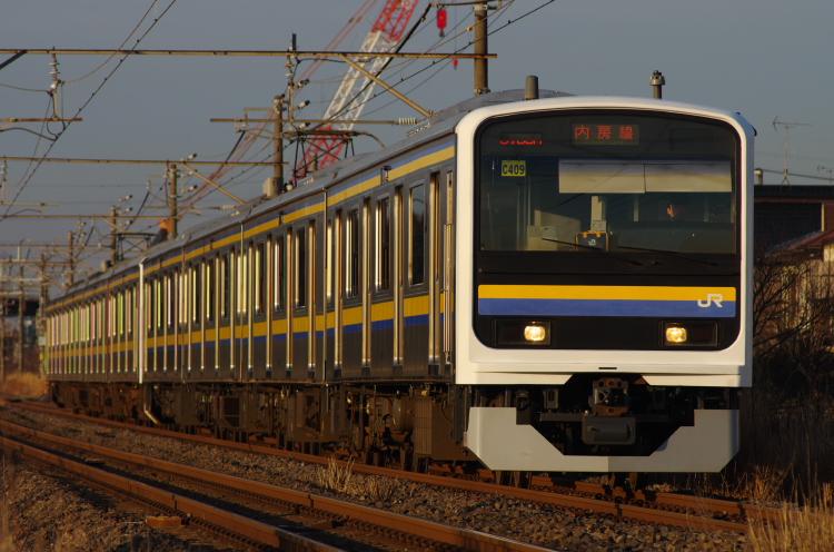 2014年03月04日 京葉線 015