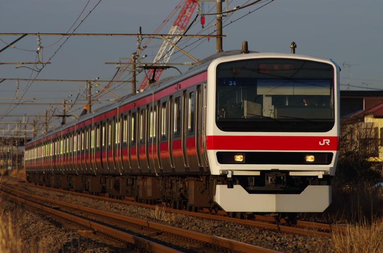2014年03月04日 京葉線 016
