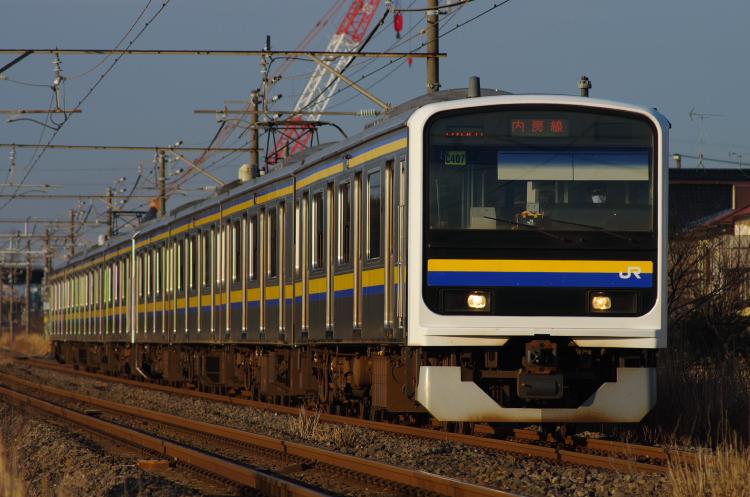 2014年03月04日 京葉線 017