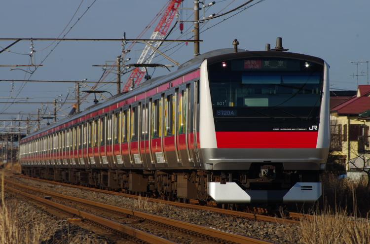 2014年03月04日 京葉線 021