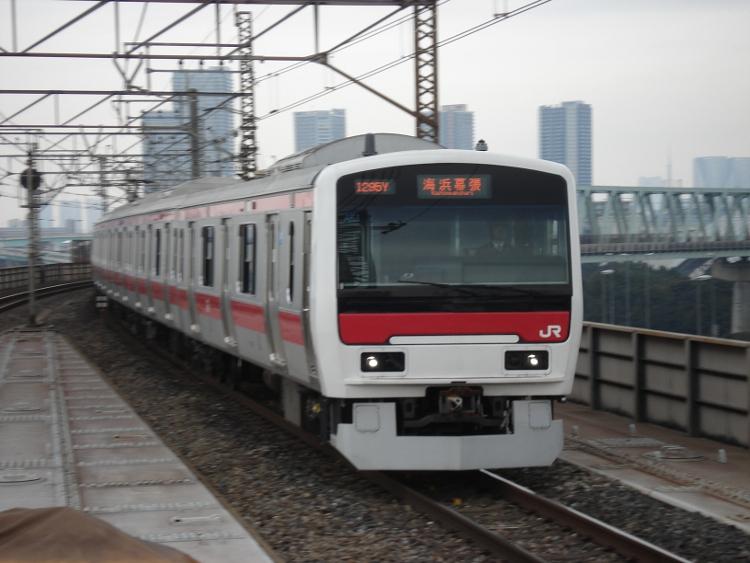 2009年 1月 京葉線 004