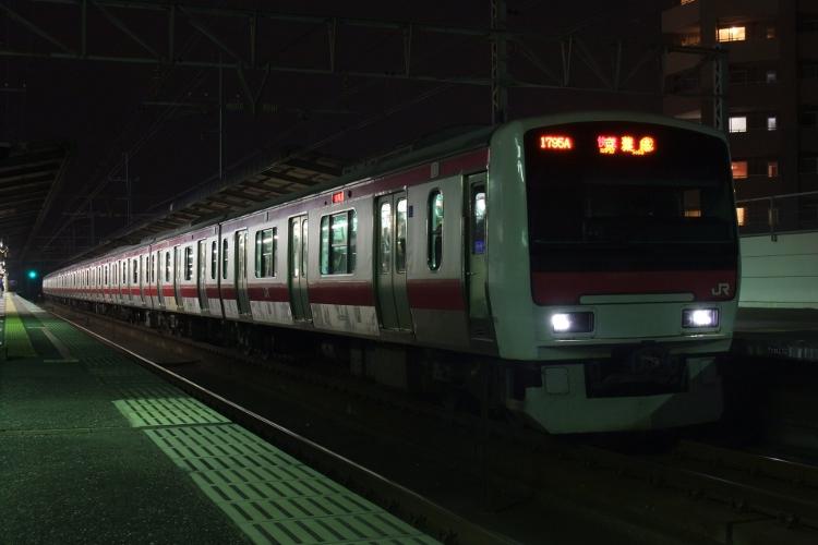 2010年11月7・12日 京葉線 動画  061