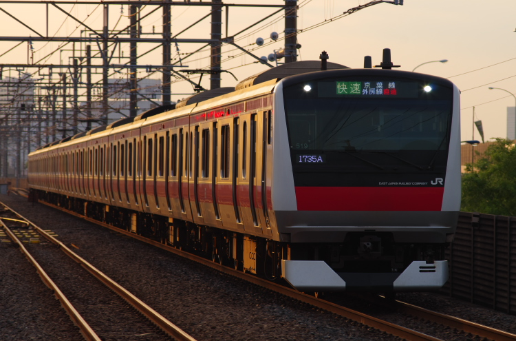 2014年05月19日 京葉線 武蔵野線 016