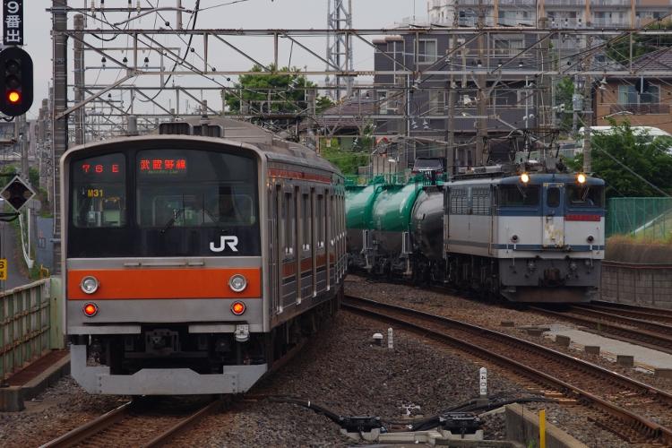 2014年05月27日 スナップ 総武線 003