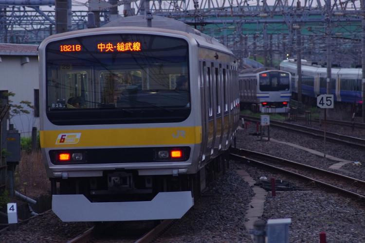 2014年05月27日 スナップ 総武線 022