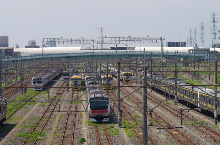 2014年05月29日 京葉線 回送 003