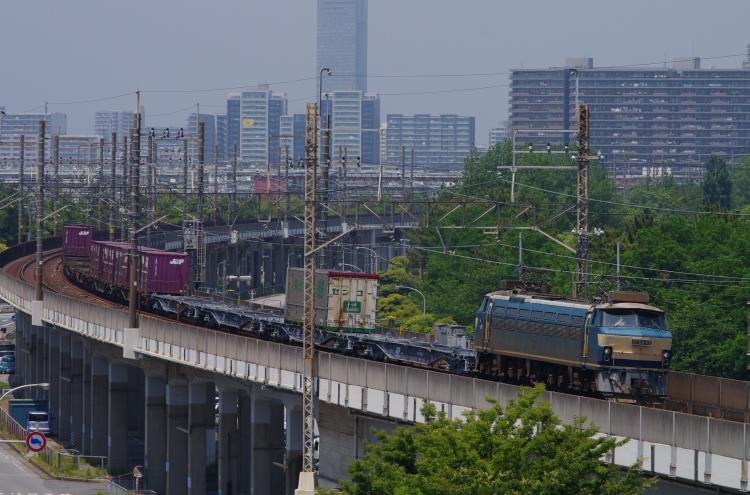 2014年05月29日 京葉線 回送 004