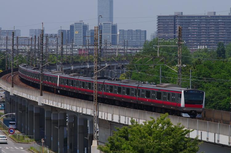 2014年05月29日 京葉線 回送 006