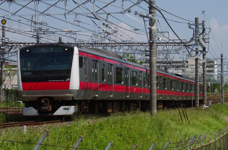 2014年05月29日 京葉線 回送 011