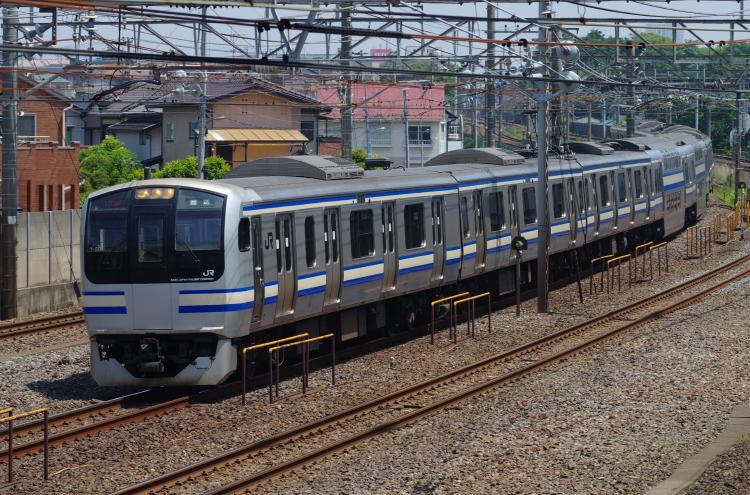 2014年05月29日 京葉線 回送 015