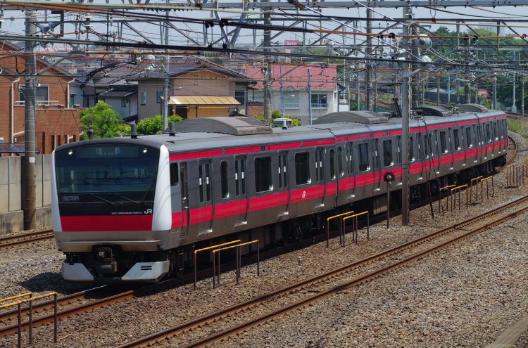 2014年05月29日 京葉線 回送 017