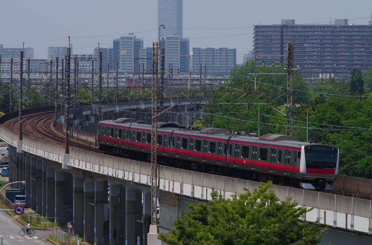 2014年05月29日 京葉線 回送 9009