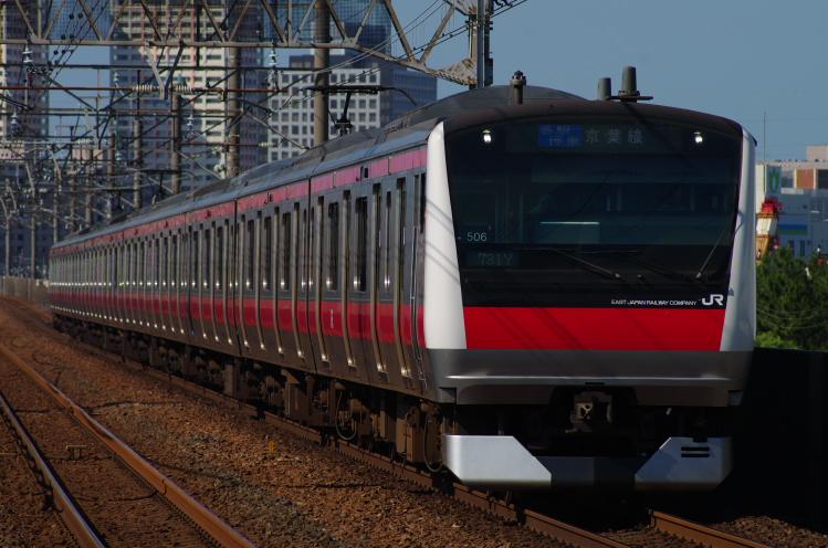 2014年06月13日 京葉線 008