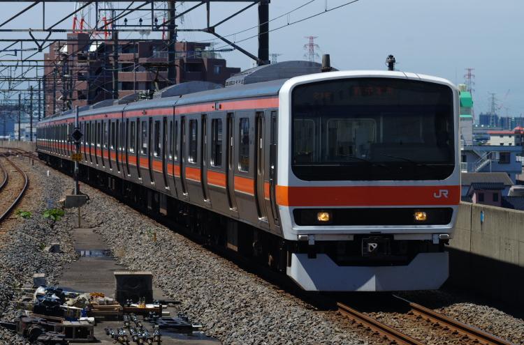 2014年07月08日 209 500 野田線 047