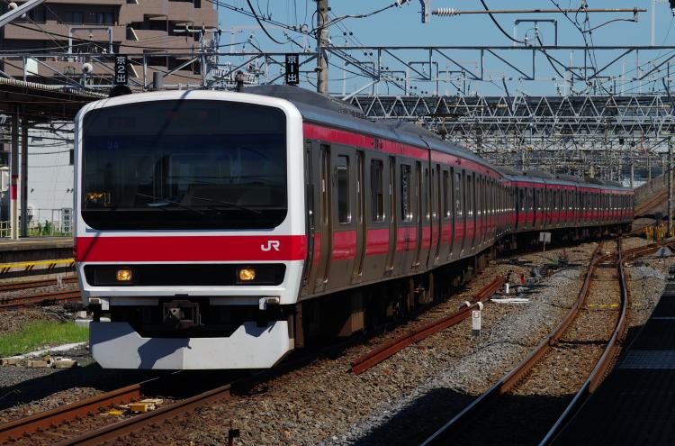 2014年07月08日 209 500 野田線 045