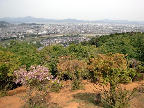 岩田山から