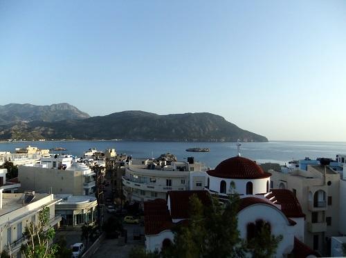 カルパソス_ホテルからの眺め