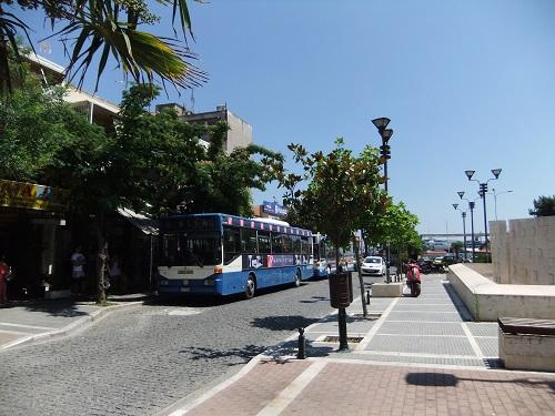 アレクサンドルゥポリ_エレフセリアス広場