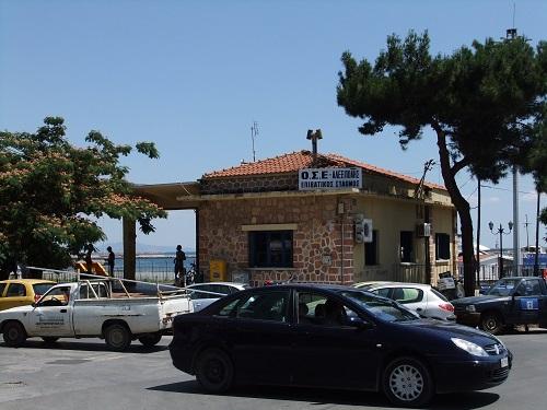 アレクサンドルゥポリ駅 (4)