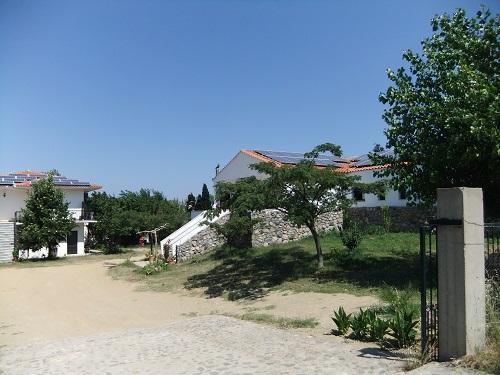 サモトラキの宿