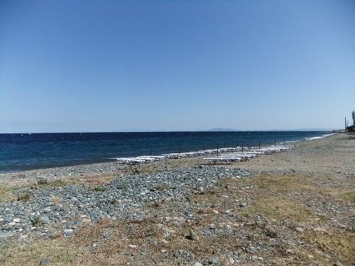 サモトラキ_カマリオティッサの海