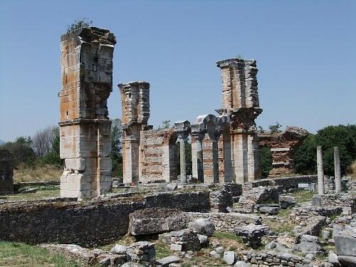 フィリピ遺跡西のエリア (1)