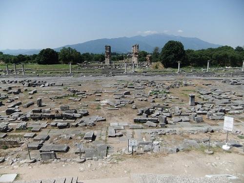 フィリピ遺跡西のエリア (2)
