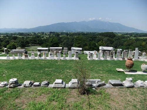 フィリピ考古学博物館 (1)