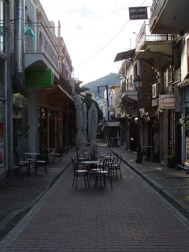 カヴァラの街 (1)