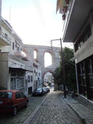 カヴァラの街 (2)