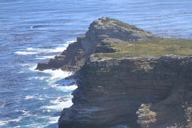 (10)南アフリカ最南端の喜望峰を望む