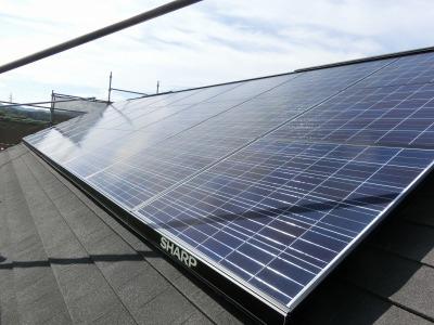 太陽光発電システム、PSパネルヒーター