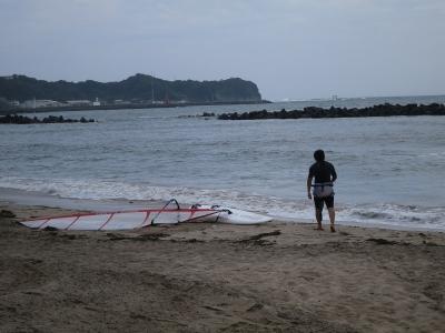 07-07 ウィンドサーフィン1